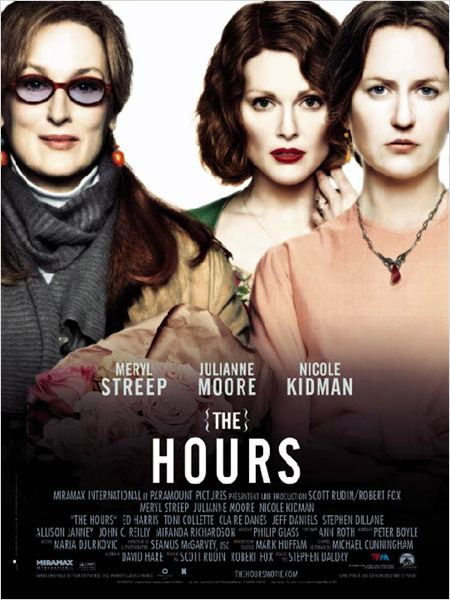 The Hours : Affiche