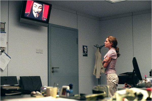 V pour Vendetta : Photo James McTeigue, Natalie Portman