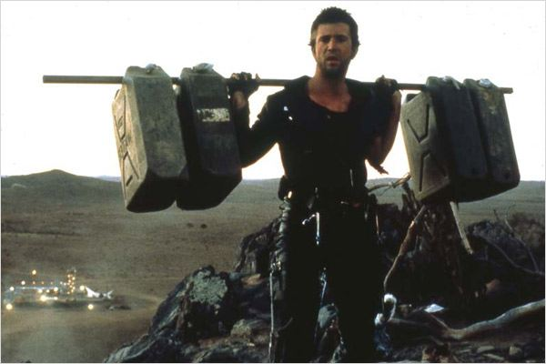 Mad Max 2 : Photo Mel Gibson