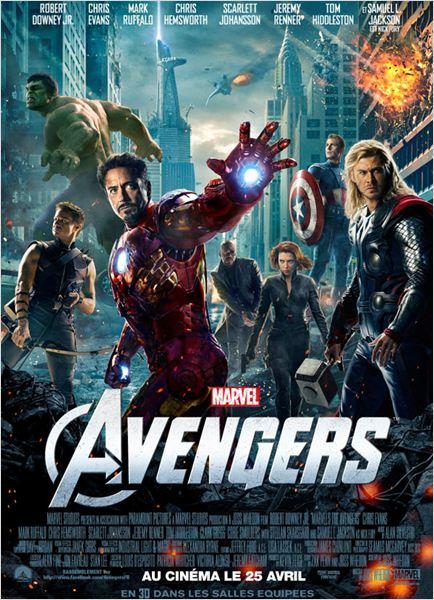 Affiche - Avengers