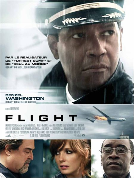 [MULTI] Flight | VOSTFR [DVDSCR]