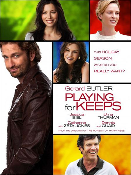 Playing For Keeps |FRENCH| [DVDRiP] REPACK