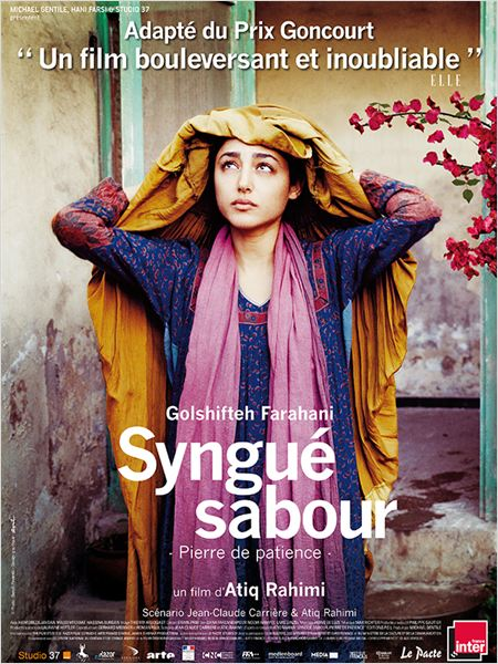 Syngué Sabour - Pierre de patience |FRENCH| [BDRip]