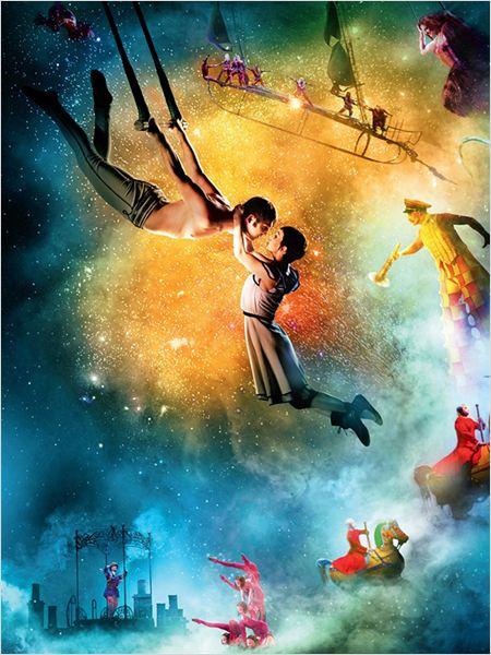 Cirque du Soleil 3D : le voyage imaginaire  FRENCH  [DVDRiP]