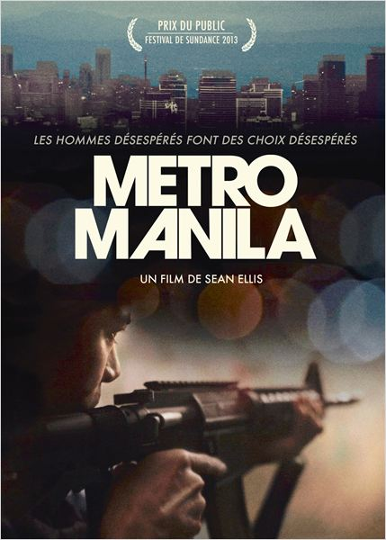 Telecharger Metro Manila DVDRip French