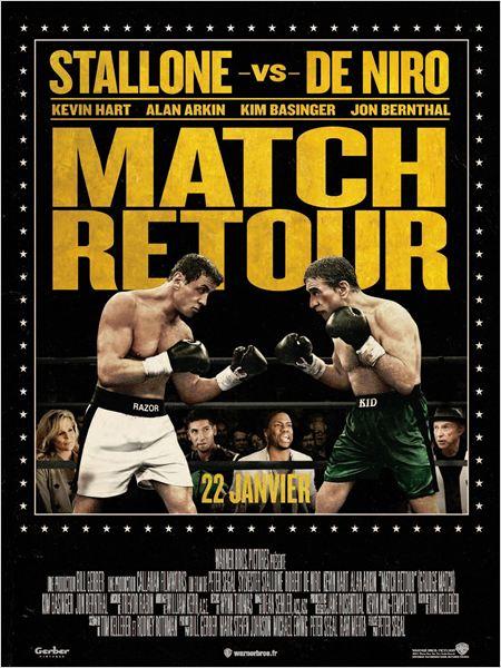 Match retour [DVDRiP] [MULTI]