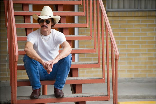 Dallas Buyers Club : Photo Matthew McConaughey