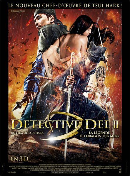 Détective Dee II : La Légende du Dragon des Mers [BDRip] [MULTI]