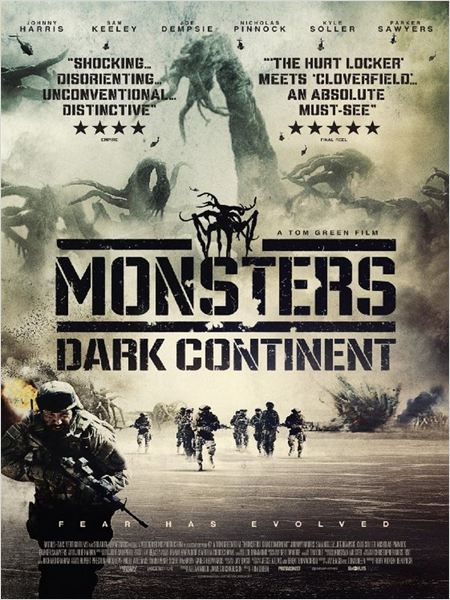 Monsters: Dark Continent [Blu-Ray 1080p] [Francais]