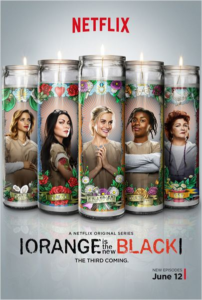 Challenge séries 2017 : Orange is the new black