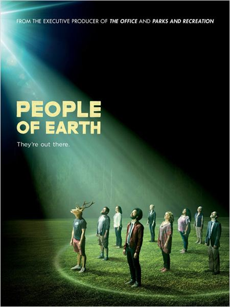 People of Earth : Affiche