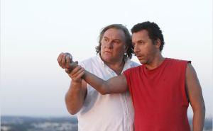 Jacky (Gérard Depardieu) et Momo (Atmen Kélif) : le maître et l'élève...