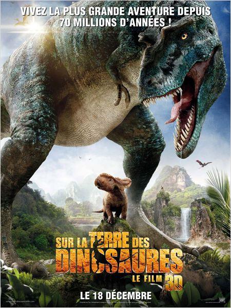 Sur la terre des dinosaures, le film 3D [BDRip] [MULTI]