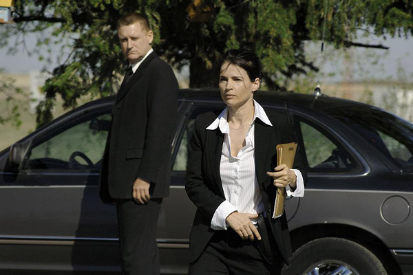 Surveillance : Photo Bill Pullman, Jennifer Chambers Lynch, Julia Ormond