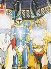 Le Roi Arthur Et Les Chevaliers De Justice : arthur, chevaliers, justice, Arthur, Chevaliers, Justice, Série, AlloCiné