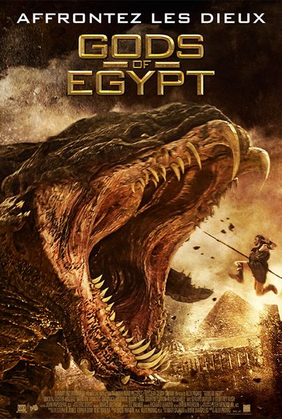 Gods Of Egypt [WEB 1080p] [MULTI]