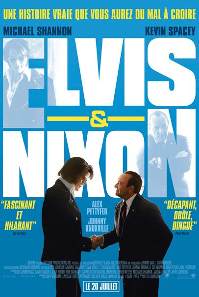 Elvis & Nixon [BRRiP] VOSTFR