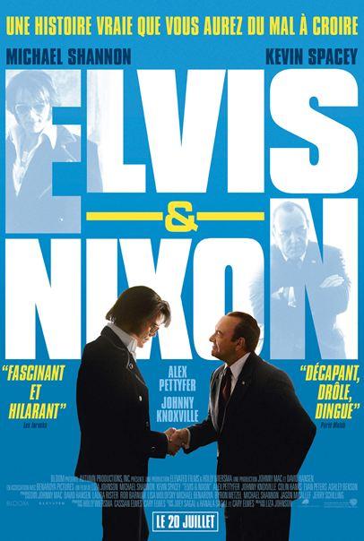 Elvis & Nixon [WEBRiP] Francais