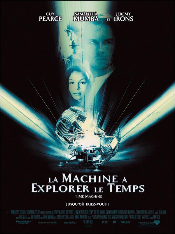 Film De Voyage Dans Le Temps : voyage, temps, Machine, Explorer, Temps, AlloCiné
