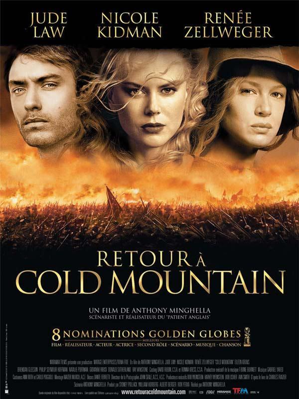 Film Retour à Cold Mountain : retour, mountain, Achat, Retour, Mountain, AlloCiné