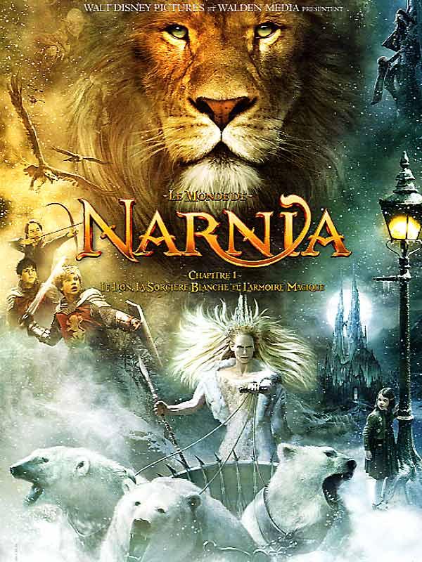 Le Monde De Narnia 1 Streaming : monde, narnia, streaming, Achat, Monde, Narnia, Chapitre, Lion,, Sorcière, Blanche, L'armoire, Magique, AlloCiné