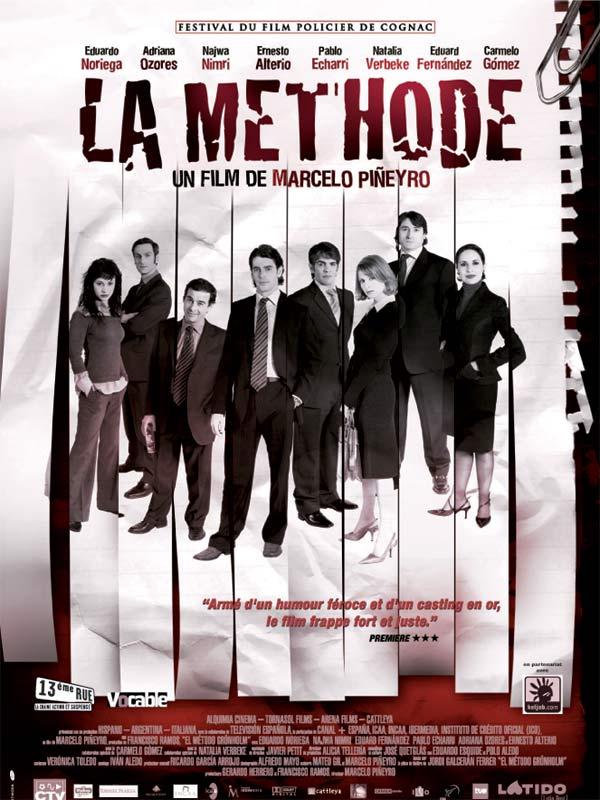 La Méthode  Film 2005  Allociné