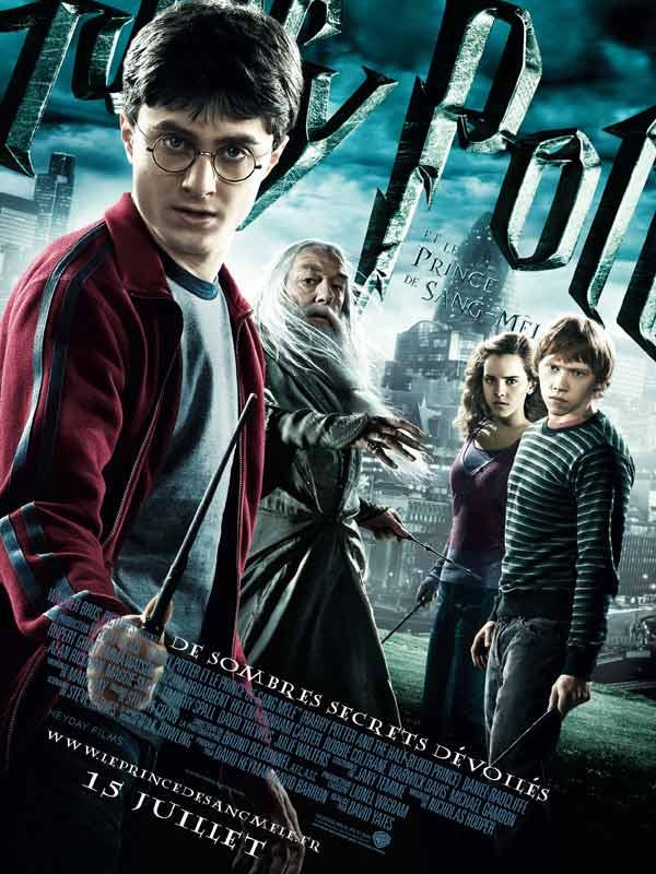 Harry Potter 9 Date De Sortie : harry, potter, sortie, Harry, Potter, Prince, Mêlé, AlloCiné