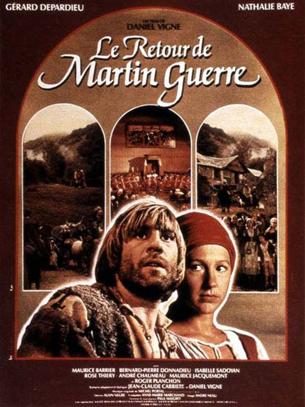 """Résultat de recherche d'images pour """"martin guerre film"""""""
