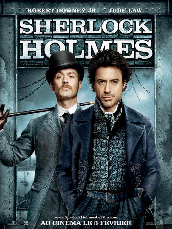 """Résultat de recherche d'images pour """"Sherlock Holmes affiche"""""""