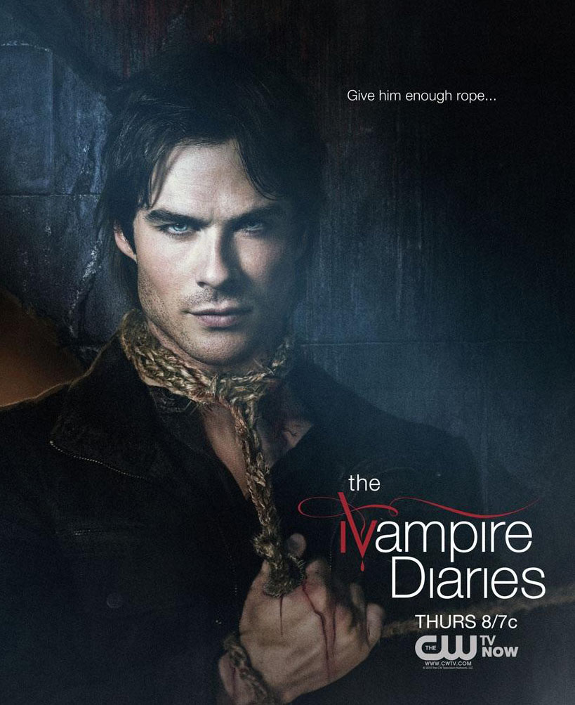 Vampire Diaries Saison 4 : vampire, diaries, saison, Vampire, Diaries, Saison, AlloCiné