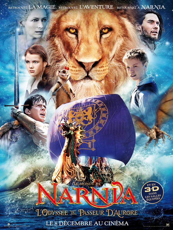 Le Monde De Narnia 1 Streaming : monde, narnia, streaming, Achat, Monde, Narnia, L'Odyssée, Passeur, D'aurore, AlloCiné
