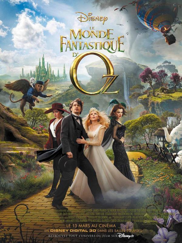Le Monde Fantastique D'oz 2 : monde, fantastique, Achat, Monde, Fantastique, AlloCiné