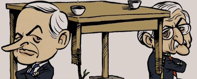 Conflit Israelo Palestinien Expliqué Simplement : conflit, israelo, palestinien, expliqué, simplement, Extrait, Caricaturistes, Comment, Dessiner, Conflit, Israélo-palestinien, Actus, Ciné, AlloCiné