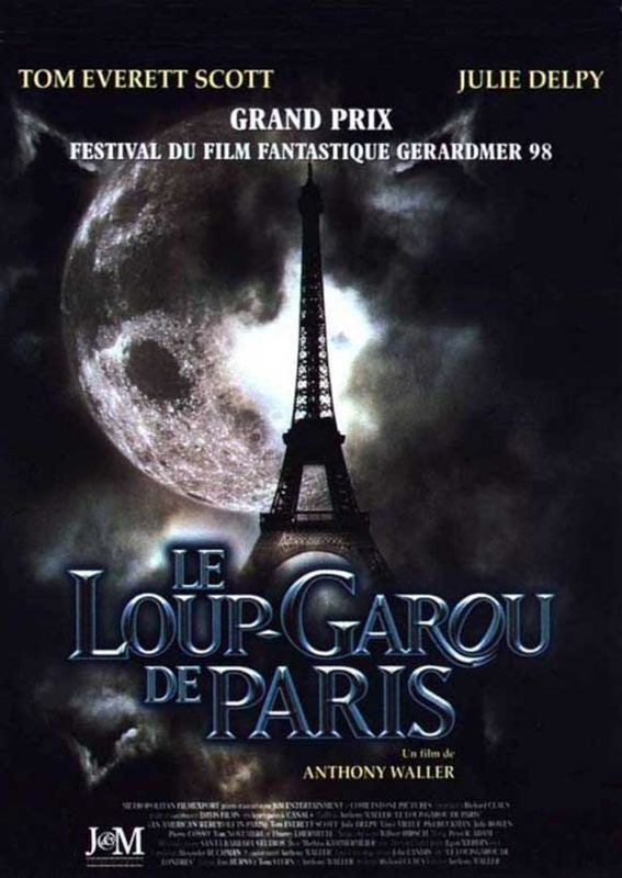 Le Loup Garou De Paris : garou, paris, Achat, Loup-garou, Paris, AlloCiné