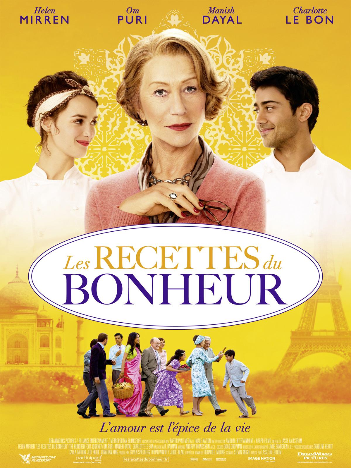 La Maison Du Bonheur Streaming : maison, bonheur, streaming, Recettes, Bonheur, AlloCiné