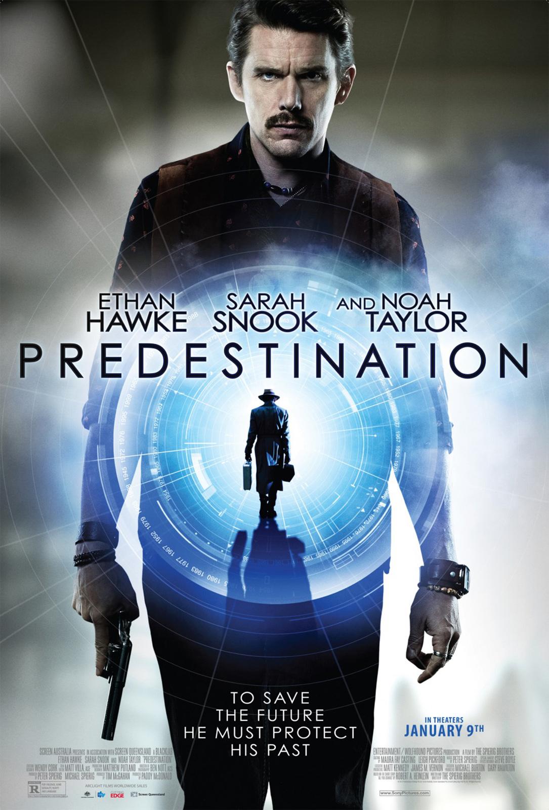 Voyage Dans Le Temps Film : voyage, temps, Predestination, AlloCiné