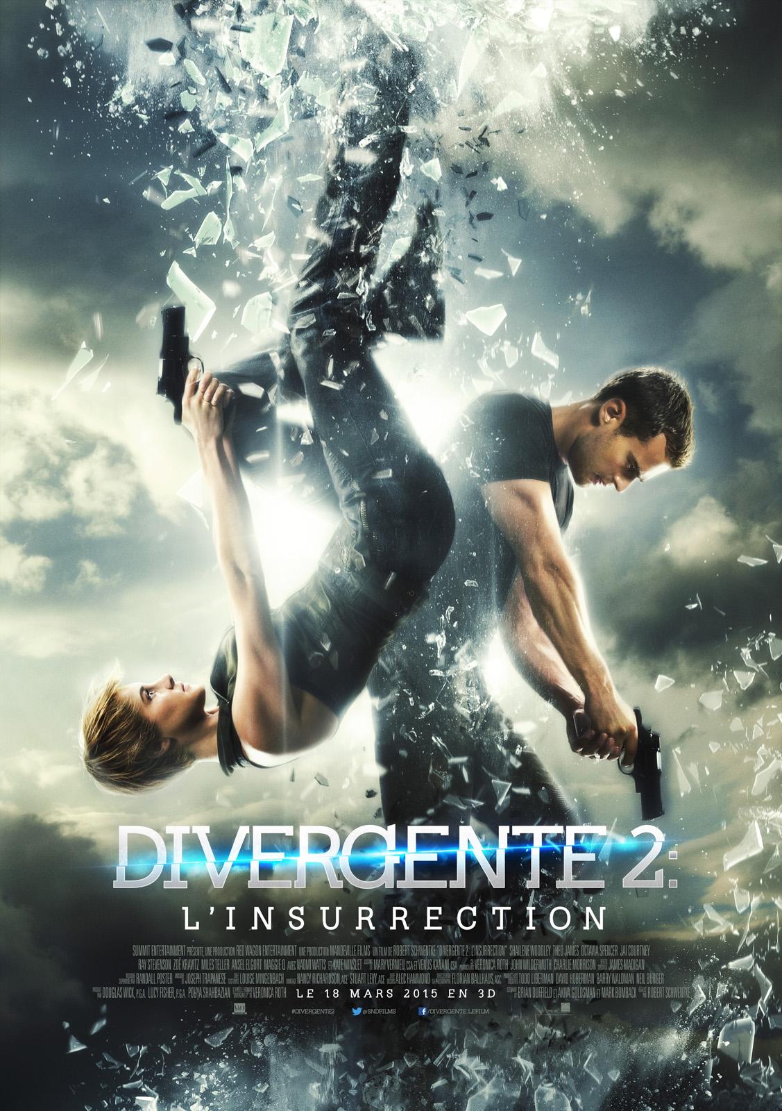 Divergente 2 Streaming Vf : divergente, streaming, Achat, Divergente, L'insurrection, AlloCiné
