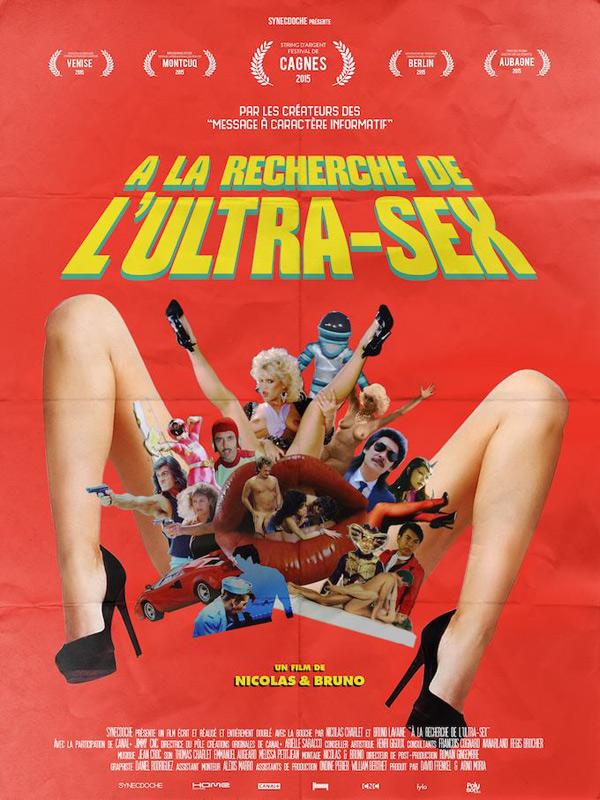 A La Recherche De L'ultra Sex : recherche, l'ultra, Recherche, L'Ultra-sex, AlloCiné