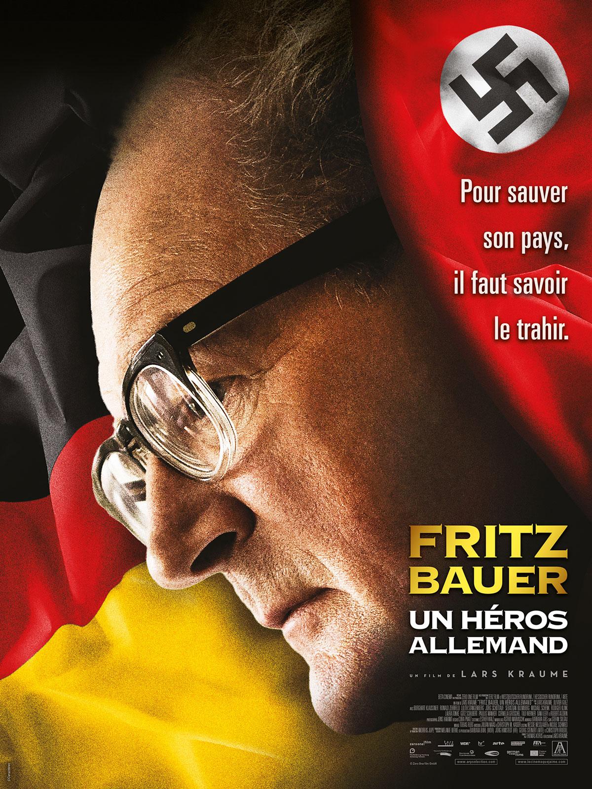 Fritz Bauer, un héros allemand Français HDRiP
