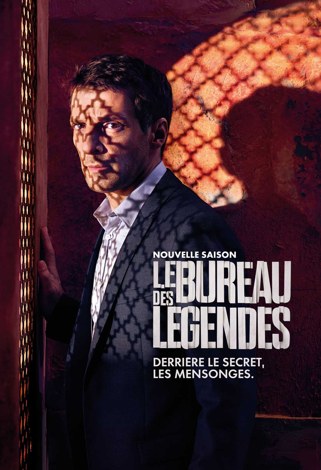 Le Bureau Des Legendes Saison 1 Streaming : bureau, legendes, saison, streaming, Bureau, Légendes, Saison, AlloCiné