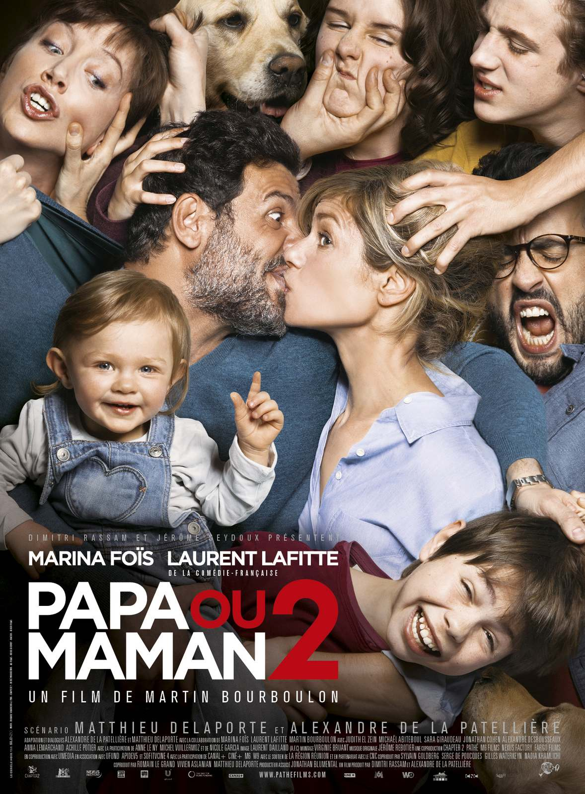 Papa ou maman 2 Français BRRiP