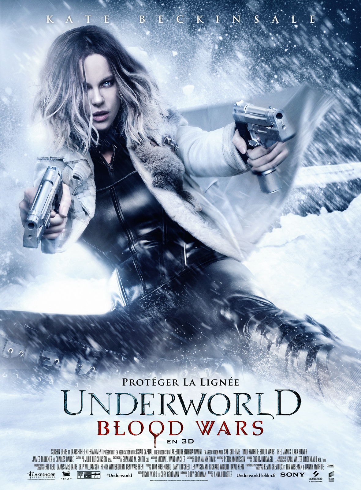 Underworld Blood Wars Français DVDRiP