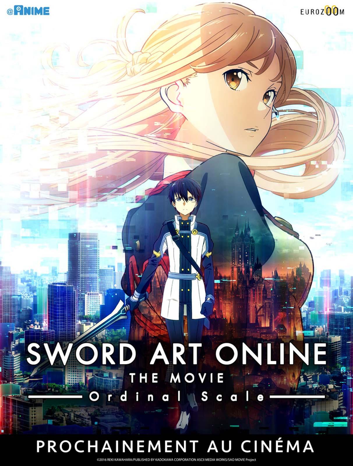 """Résultat de recherche d'images pour """"sword art online the movie ordinal scale"""""""
