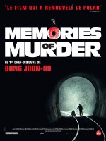 Affiche de Memories of Murder