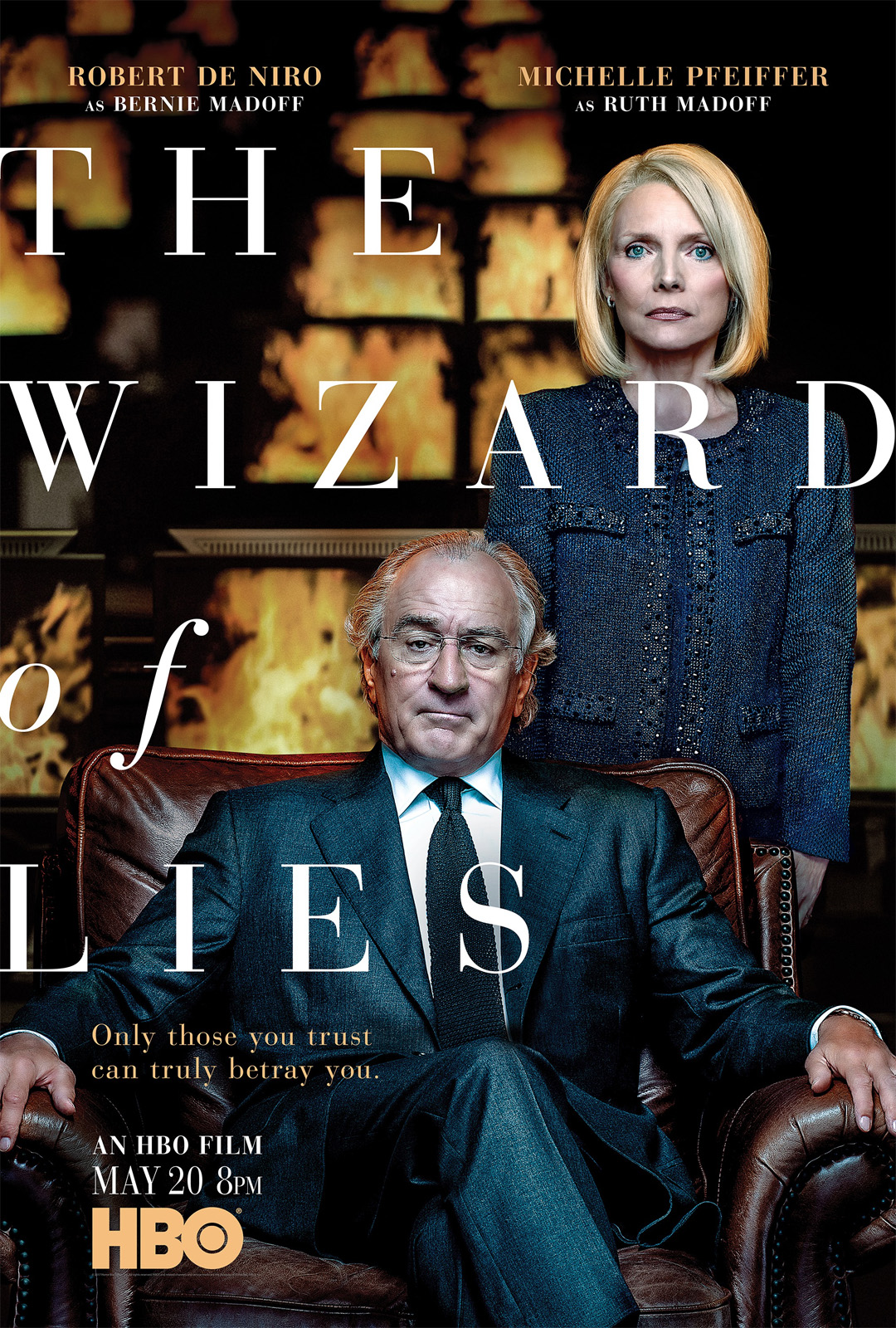 The Wizard Of Lies Français HDRiP