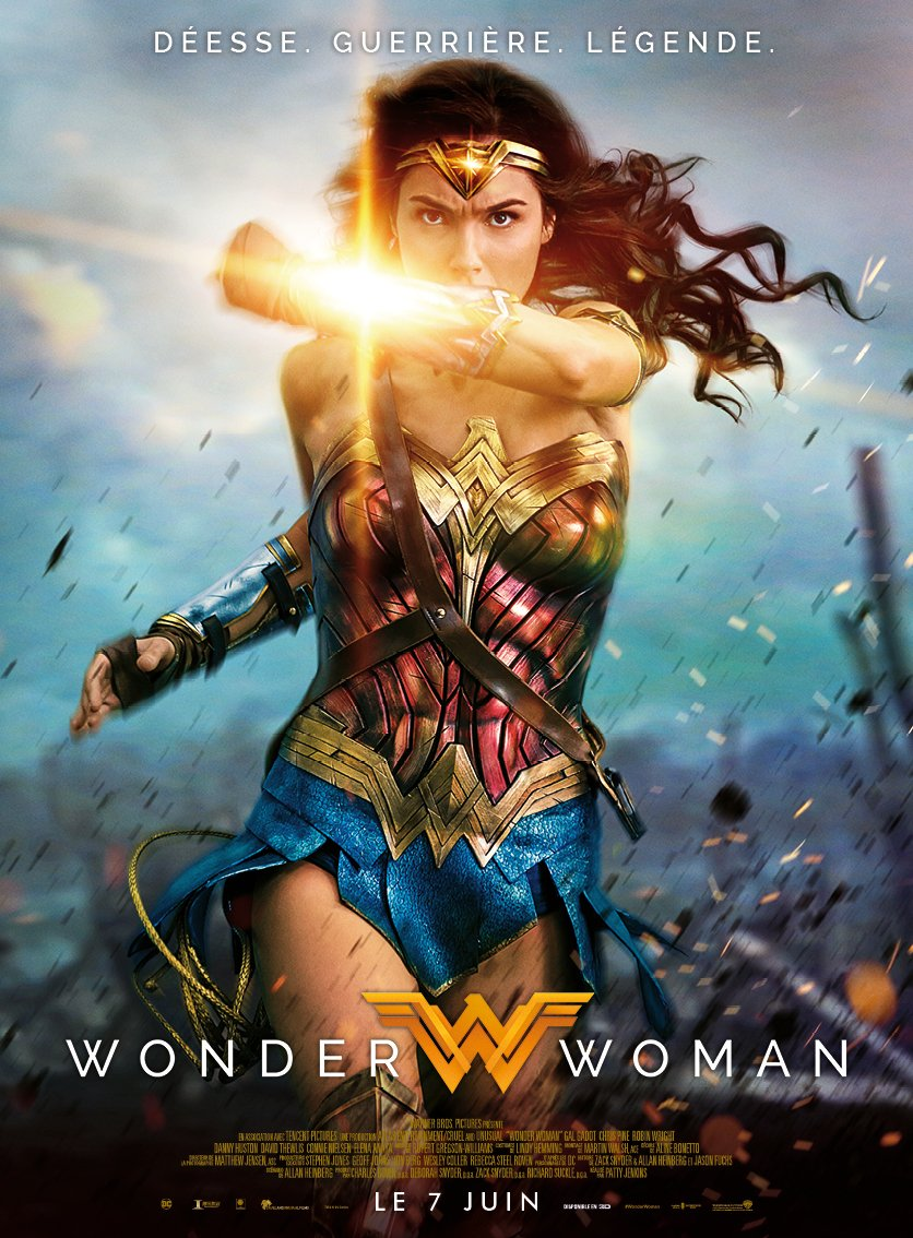Wonder Woman Français HDRiP