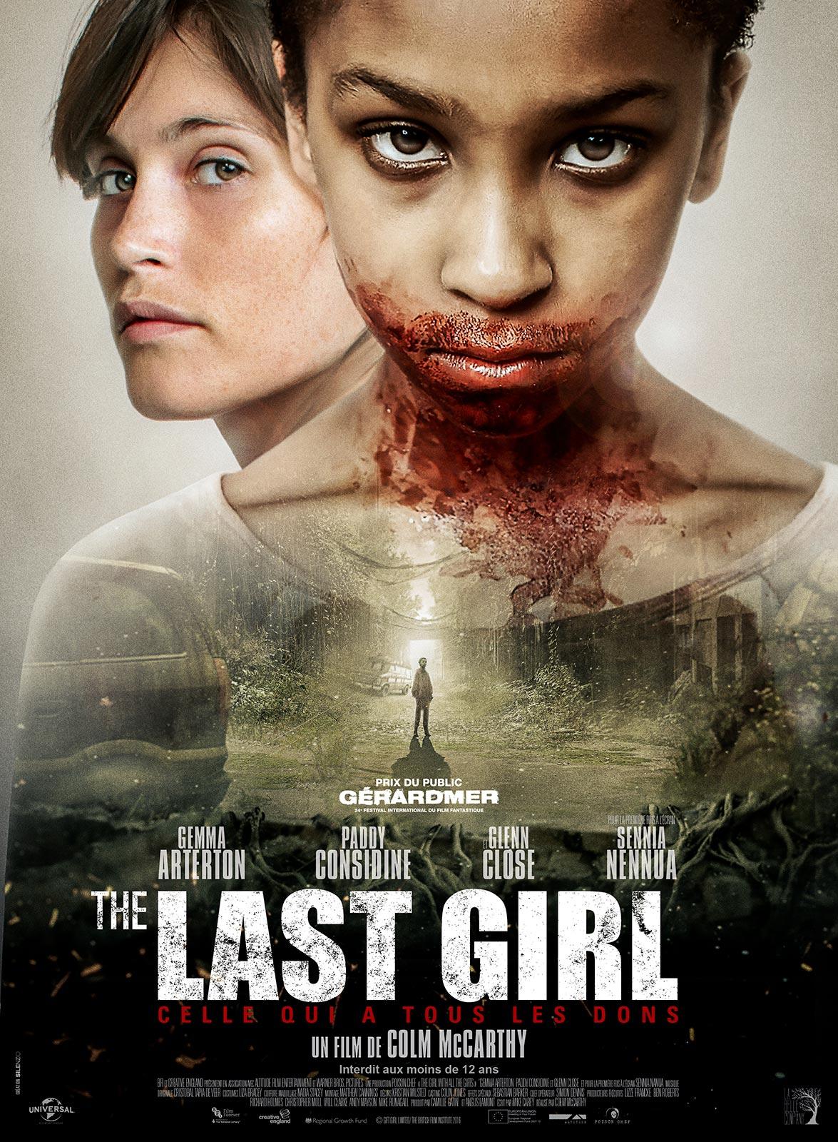 The Last Girl Celle Qui A Tous Les Dons : celle, Achat, Celle, AlloCiné