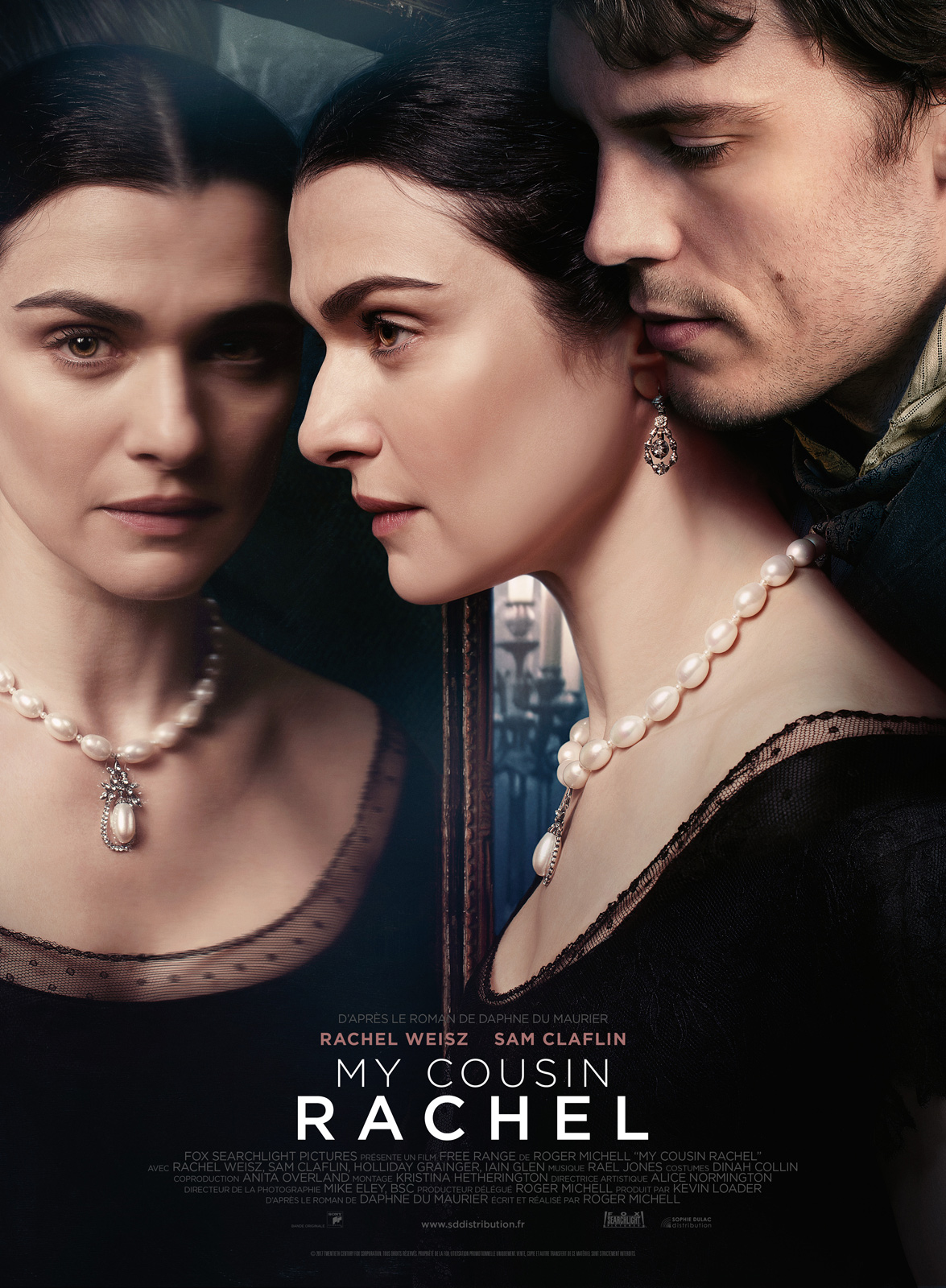 My Cousin Rachel Français BDRiP