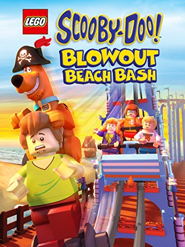 Lego Scooby-Doo! Blowout Beach Bash Français BDRi