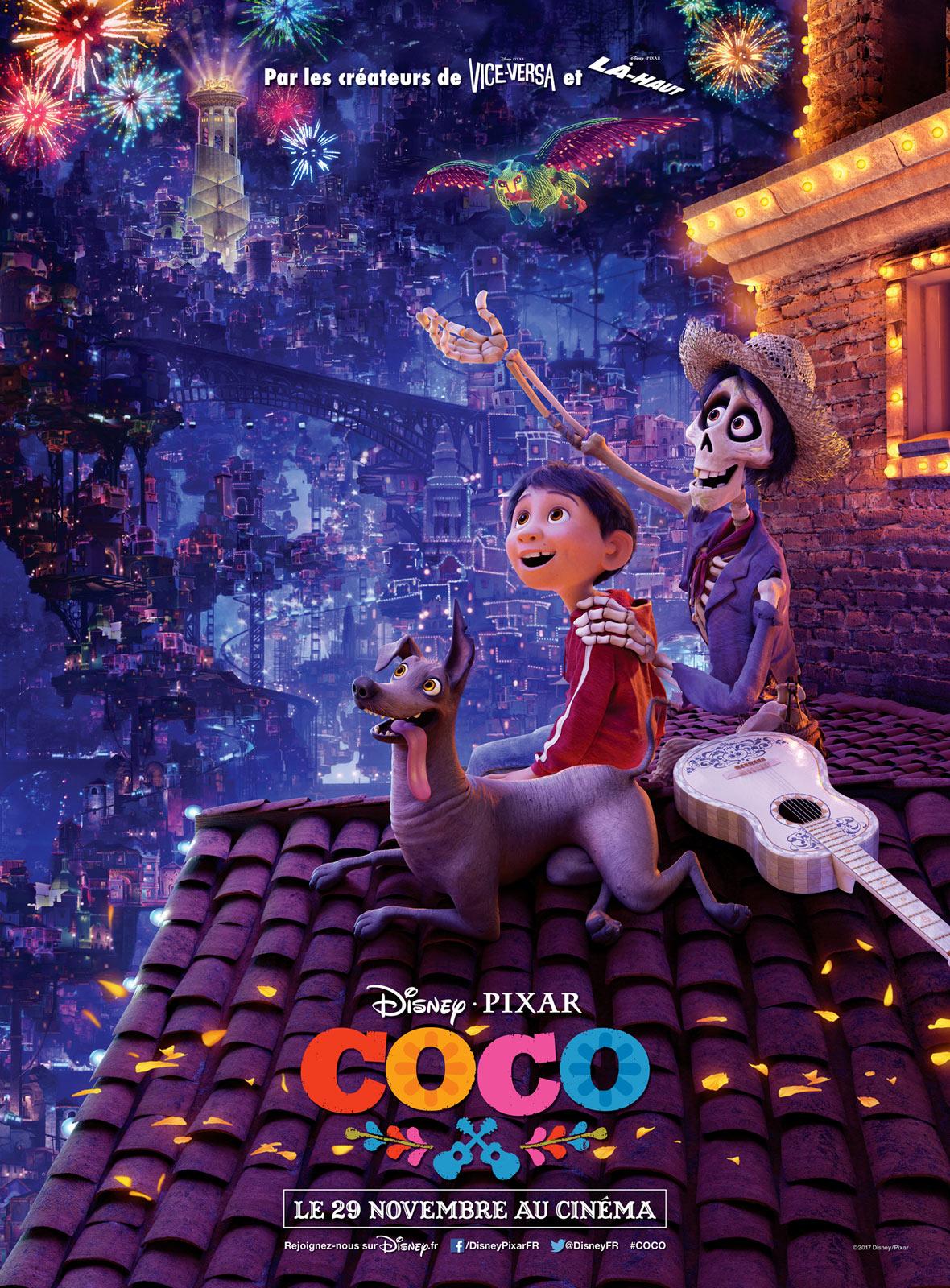 Coco Français DVDSCR